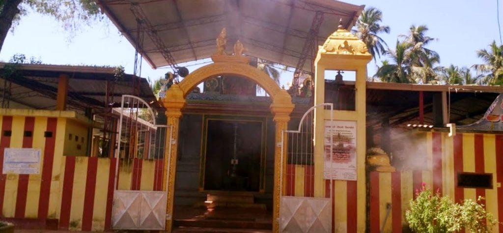 Manavari Temple